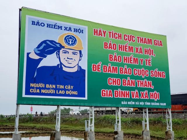 Quảng Nam: Xử phạt một doanh nghiệp hơn 100 triệu đồng vì nợ BHXH - 1