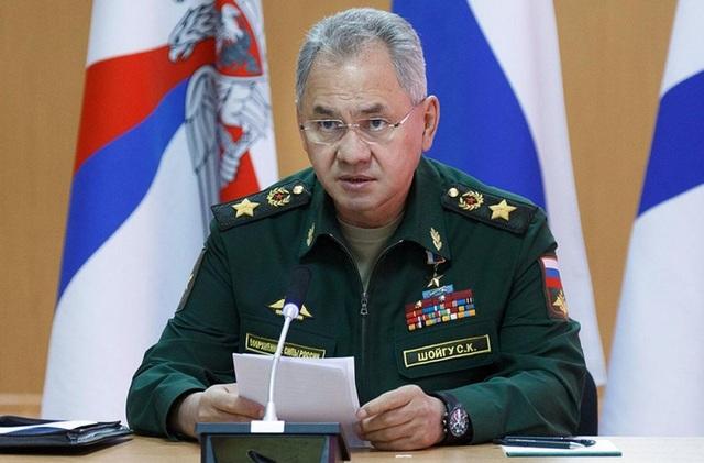 Nga bất ngờ rút quân khỏi khu vực gần biên giới Ukraine - 1