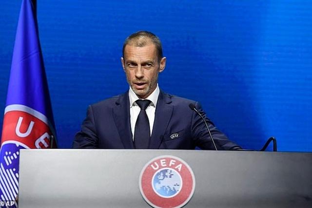 UEFA giơ cao đánh khẽ, các trận bán kết Champions League vẫn diễn ra - 1