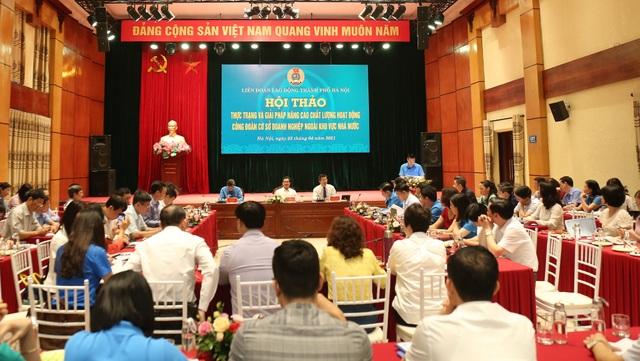 Hà Nội: Hơn 165.000 lao động mất, thiếu việc làm thu nhập giảm - 1