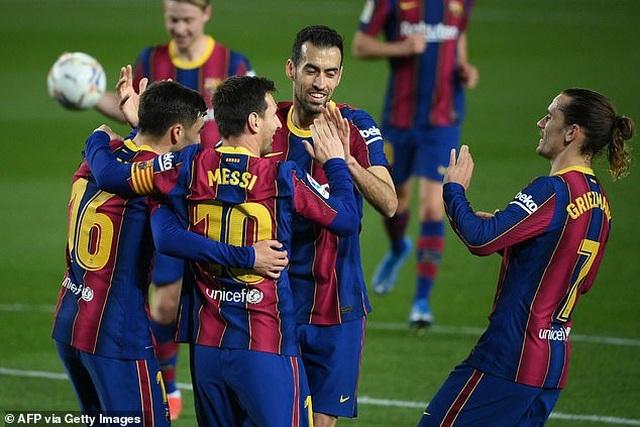 Các đại gia tháo chạy, Barcelona quyết tâm bám trụ European Super League - 2