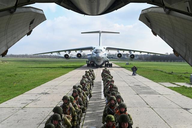 Nga toan tính gì khi rút quân khỏi biên giới với Ukraine? - 2
