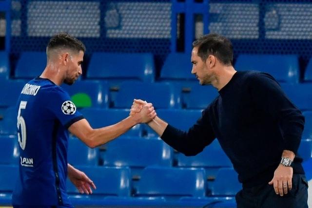 Jorginho chê Lampard quá non khi dẫn dắt Chelsea - 1