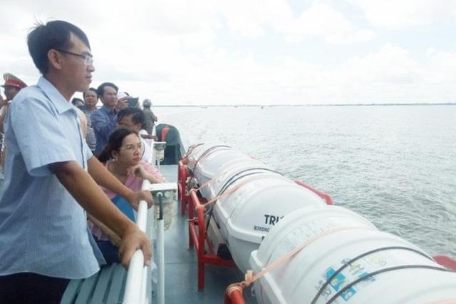 Tuyến tàu cao tốc đường biển Cà Mau đi Phú Quốc mở lại dịp nghỉ lễ 30/4 - 1