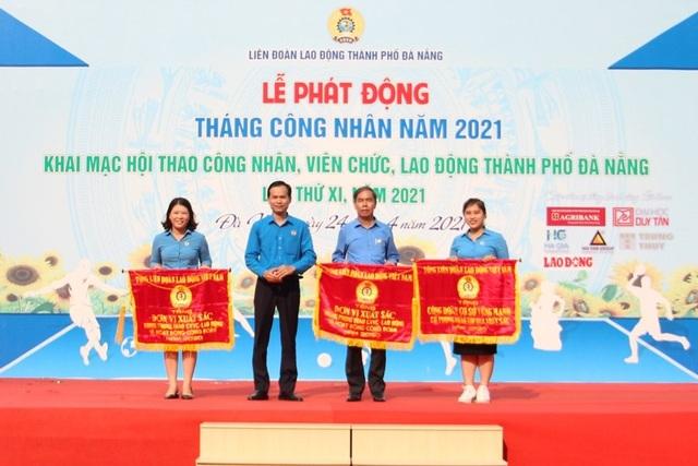 Đà Nẵng: Trao tặng người lao động khó khăn về chỗ ở 22 mái ấm công đoàn - 2