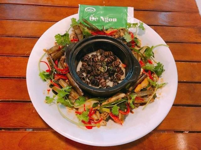 Chủ quán Ốc Ngon chia sẻ cách chế biến các món hải sản níu chân thực khách - 2