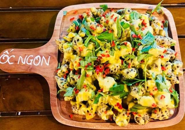 Chủ quán Ốc Ngon chia sẻ cách chế biến các món hải sản níu chân thực khách - 3