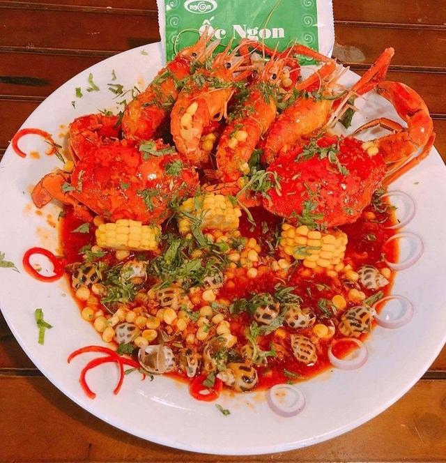Chủ quán Ốc Ngon chia sẻ cách chế biến các món hải sản níu chân thực khách - 4
