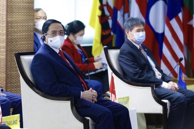Thủ tướng đề nghị thực hiện các định hướng hợp tác cấp thiết trong ASEAN - 1