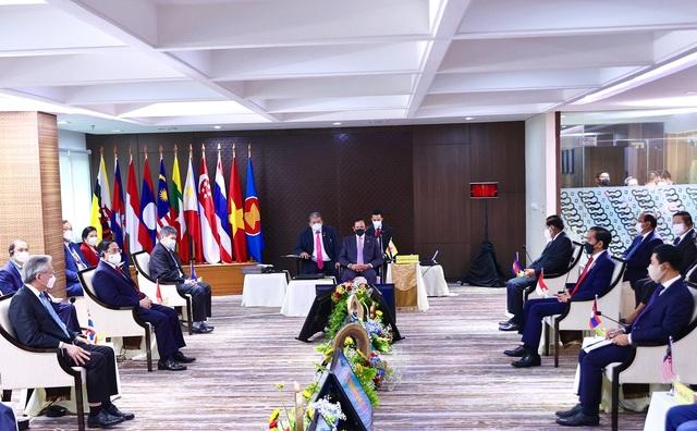 Thủ tướng đề nghị thực hiện các định hướng hợp tác cấp thiết trong ASEAN - 2