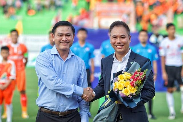 Anh Đức không thi đấu, CLB Long An vẫn thắng sốc CLB Bình Định - 2