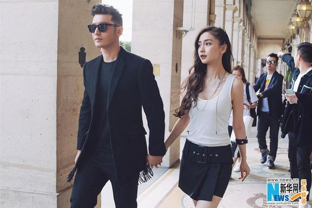 Thêm bằng chứng Huỳnh Hiểu Minh và Angelababy rạn nứt tình cảm - 8