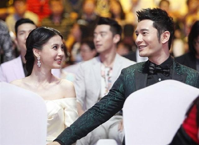 Thêm bằng chứng Huỳnh Hiểu Minh và Angelababy rạn nứt tình cảm - 2