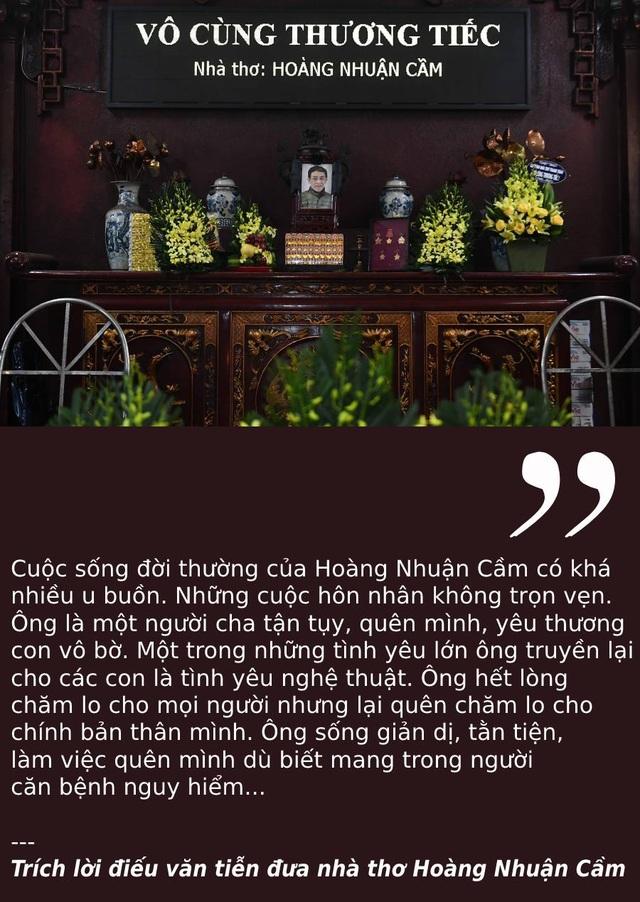 Kỷ lục mới của tranh Việt và sự ra đi đột ngột của nhà thơ Hoàng Nhuận Cầm - 1