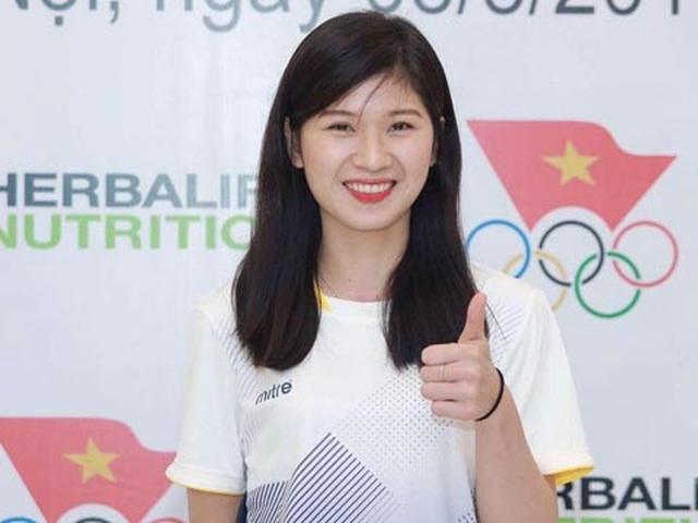 Nhan sắc quyến rũ của những nữ VĐV Việt Nam không thua gì hot girl - 13