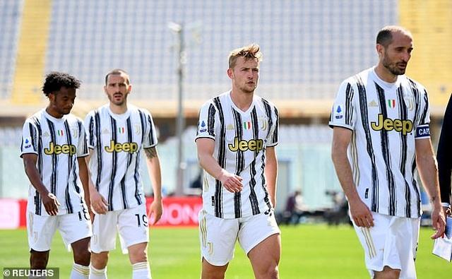 C.Ronaldo gây thất vọng toàn tập, đẩy Juventus xuống vực - 5