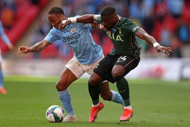 Đánh bại Tottenham, Man City lần thứ 8 vô địch Carabao Cup - 4