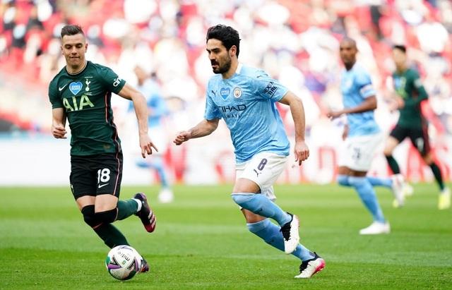 Đánh bại Tottenham, Man City lần thứ 8 vô địch Carabao Cup - 9