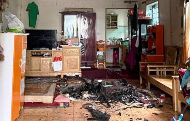 Điều tra vụ cháy khiến đôi nam nữ thương vong - 1