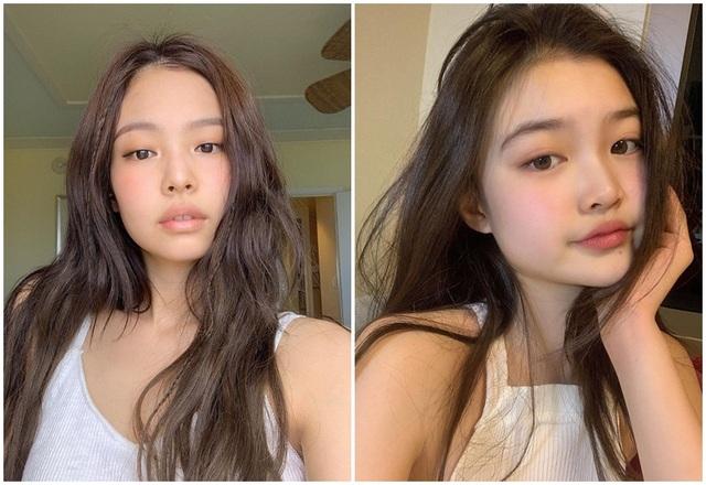 Cô gái xinh đẹp được so với công chúa Jennie nhóm nhạc Blackpink - 3
