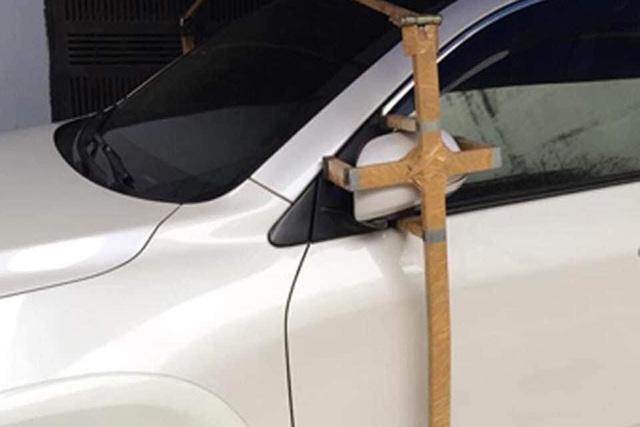 Tài xế Việt bảo vệ gương ô tô tới mức cực đoan - Vì đâu nên nỗi? - 3