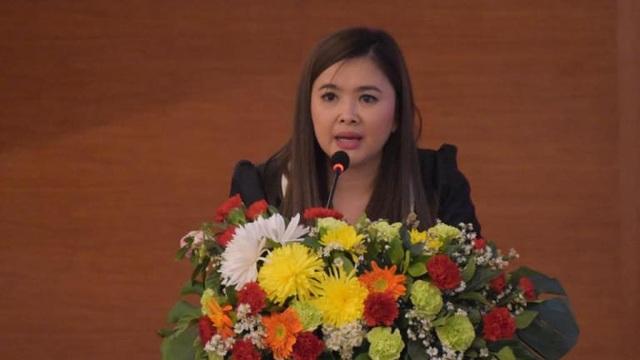 Kanya Keomany: Người lãnh đạo xinh đẹp và đầy tài năng của bóng đá Lào - 1