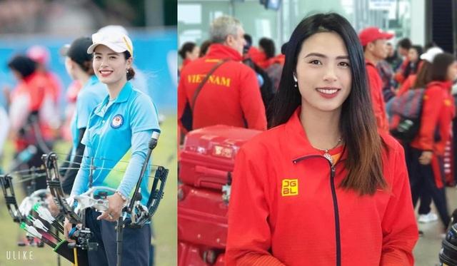 Nhan sắc quyến rũ của những nữ VĐV Việt Nam không thua gì hot girl - 9
