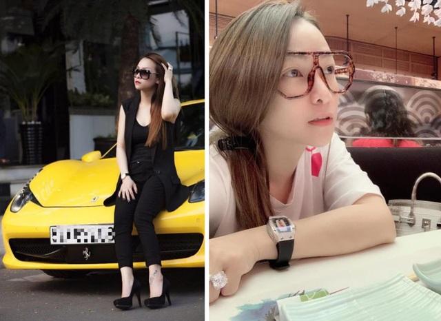 Những bóng hồng không tiếc tiền chơi siêu xe ở Việt Nam - 2