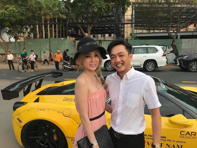 Những bóng hồng không tiếc tiền chơi siêu xe ở Việt Nam - 4