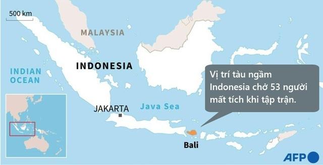 Thủy thủ tàu ngầm Indonesia có thể đã tìm cách thoát ra ngoài - 4