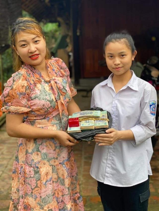 Nữ sinh trả lại hơn 450 triệu đồng: Dù em nghèo nhưng không tham của rơi - 3