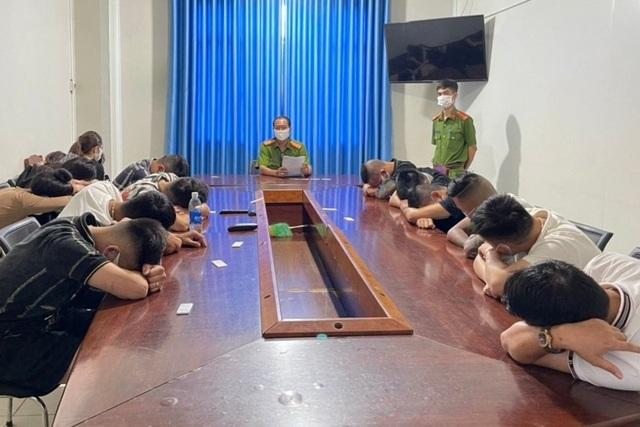 Phát hiện 16 du khách Hải Phòng chơi ma túy trong khách sạn ở Phú Quốc - 1