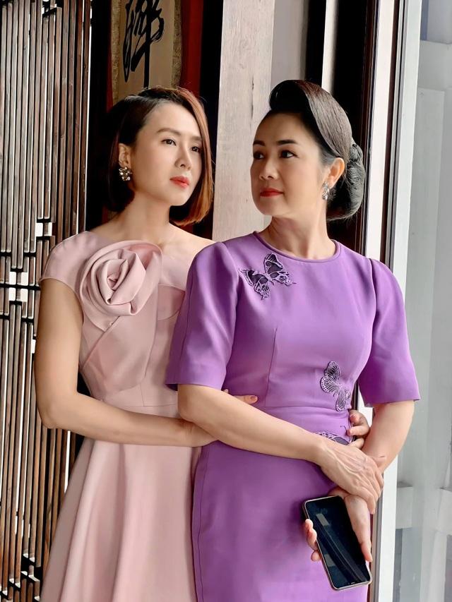 Hồng Diễm, Hồng Đăng chia tay phim Hướng dương ngược nắng - 9