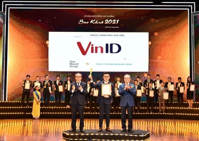 VinID nhận Giải thưởng Sao Khuê cho Siêu ứng dụng xuất sắc - 1