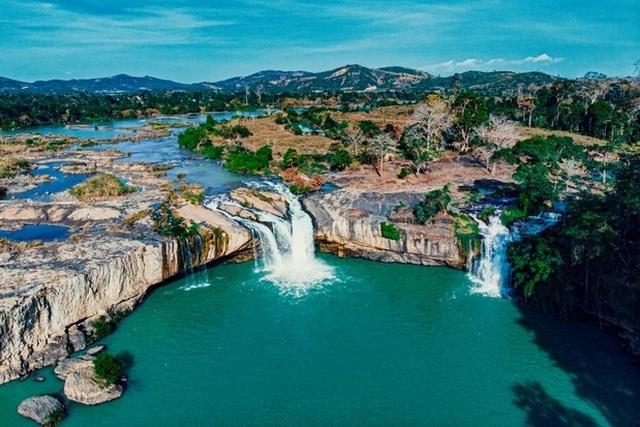 Du khách Nigeria mất tích khi tham quan thác nước ở Đắk Nông - 1
