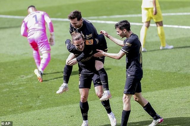 Đánh bại Villarreal, Barcelona sáng cửa vô địch La Liga - 3