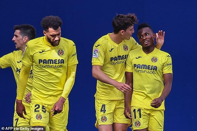 Đánh bại Villarreal, Barcelona sáng cửa vô địch La Liga - 1