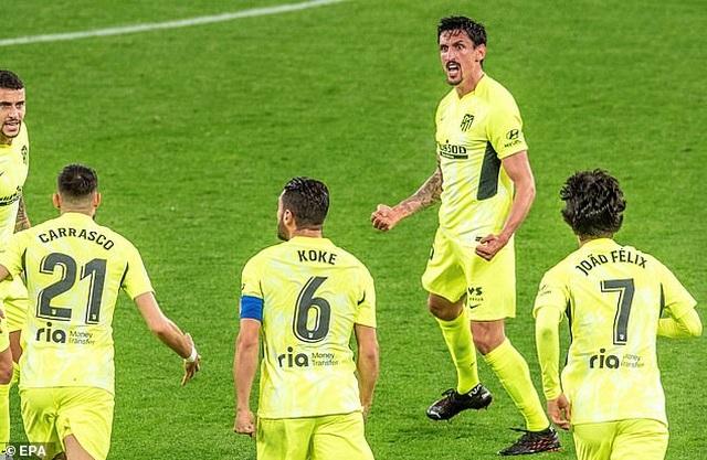 Thua đau Bilbao, Atletico có nguy cơ mất ngôi đầu bảng vào tay Barcelona - 3