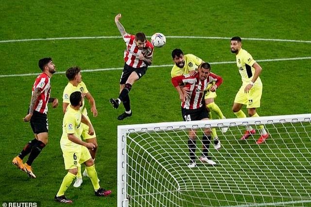 Thua đau Bilbao, Atletico có nguy cơ mất ngôi đầu bảng vào tay Barcelona - 5