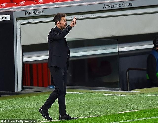 Thua đau Bilbao, Atletico có nguy cơ mất ngôi đầu bảng vào tay Barcelona - 7