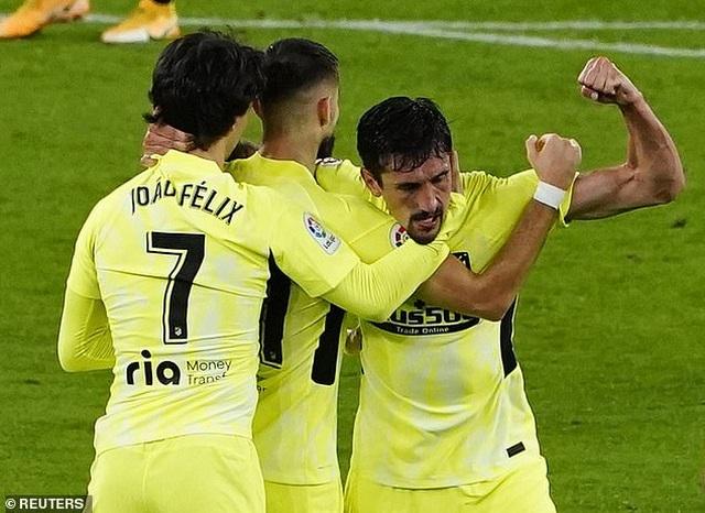 Thua đau Bilbao, Atletico có nguy cơ mất ngôi đầu bảng vào tay Barcelona - 4