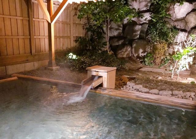 Bồn tắm lộ thiên - Tinh hoa suối khoáng nóng Nhật Bản - 5
