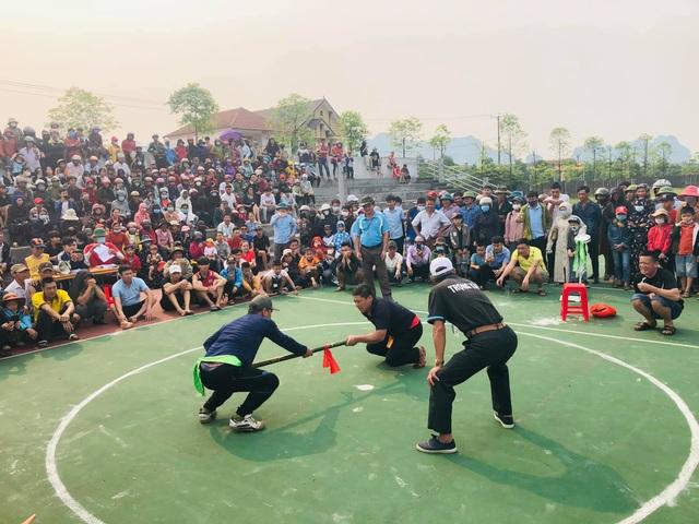 Về miền Tây Quảng Bình, thưởng thức Hội Rằm tháng Ba có một không hai - 5