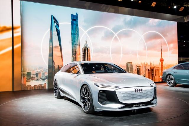 Điểm lại những mẫu xe điện đáng chú ý nhất tại Triển lãm ôtô Thượng Hải - 1