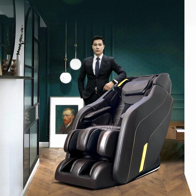 Ghế massage Okasa: Chúng tôi cạnh tranh bằng sự tận tâm - 2