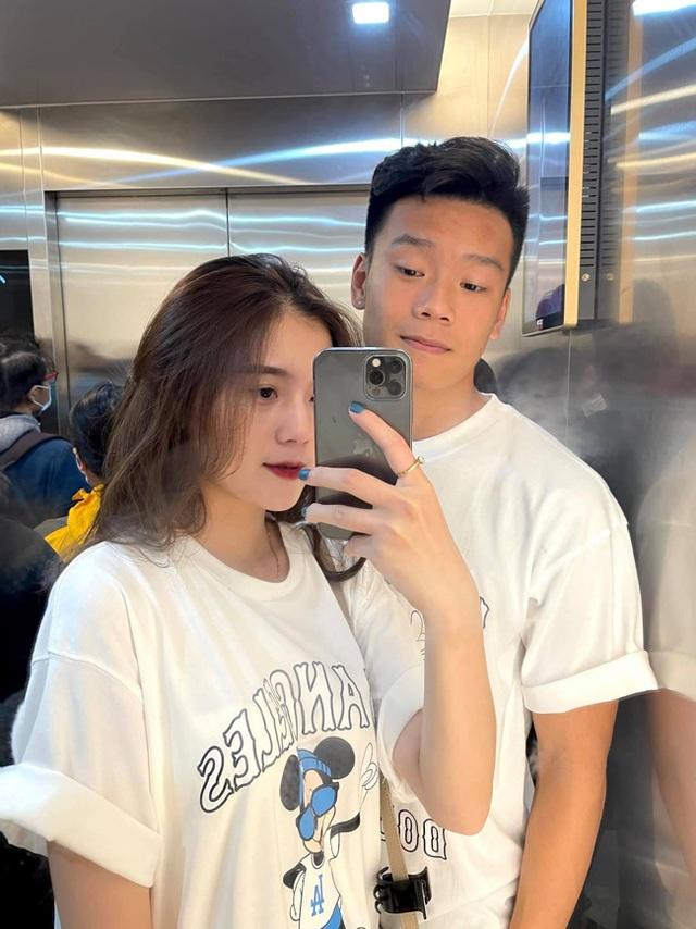 Cận cảnh nhan sắc xinh như mộng của bạn gái cầu thủ Thành Chung - 2
