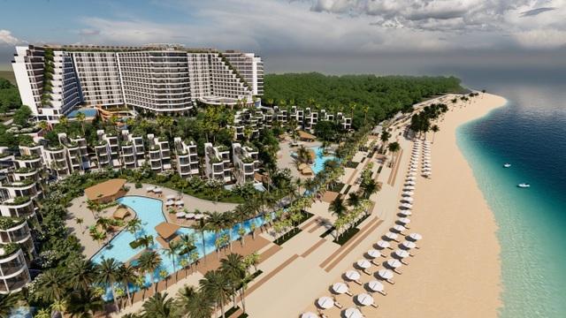 DKRS chính thức phân phối tổ hợp nghỉ dưỡng đẳng cấp 5 sao Charm Resort Long Hải - 1