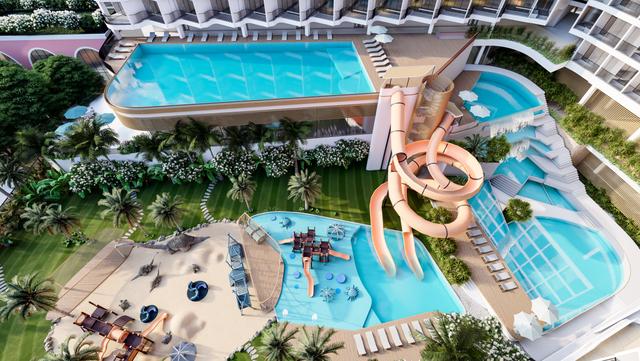 DKRS chính thức phân phối tổ hợp nghỉ dưỡng đẳng cấp 5 sao Charm Resort Long Hải - 3