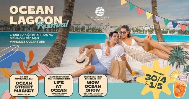 Vinhomes Ocean Park khai màn chuỗi sự kiện bùng nổ mùa hè bằng món quà tiền tỷ - 4