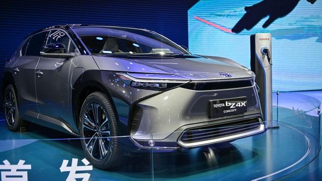 Điểm lại những mẫu xe điện đáng chú ý nhất tại Triển lãm ôtô Thượng Hải - 4